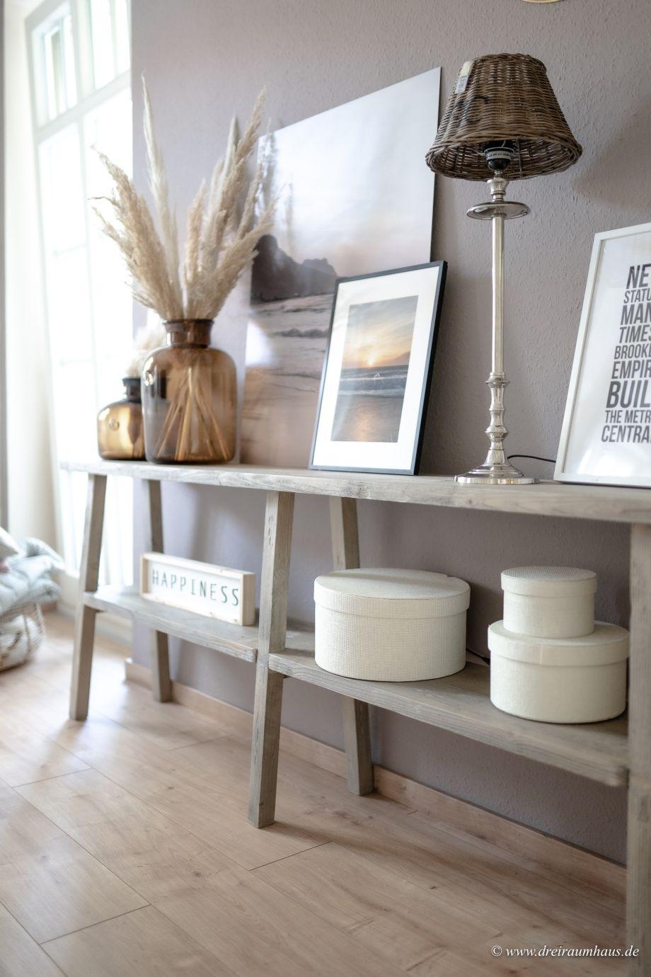 Dekosamstag: Vorher/Nachher – ein neuer Look für das Wohnzimmer!