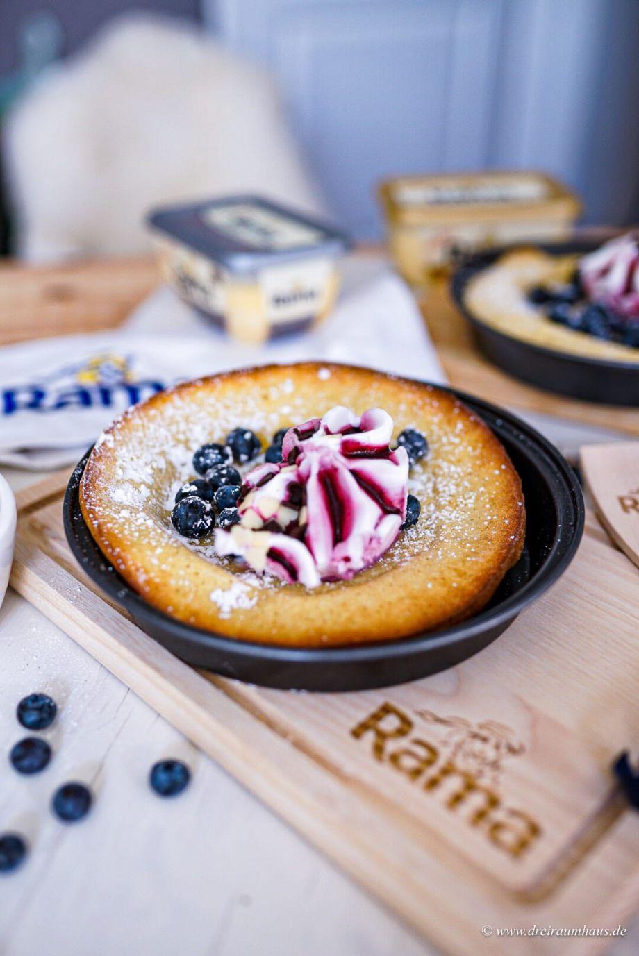 Sommergedanken und ein Dutch Ofen Pancake