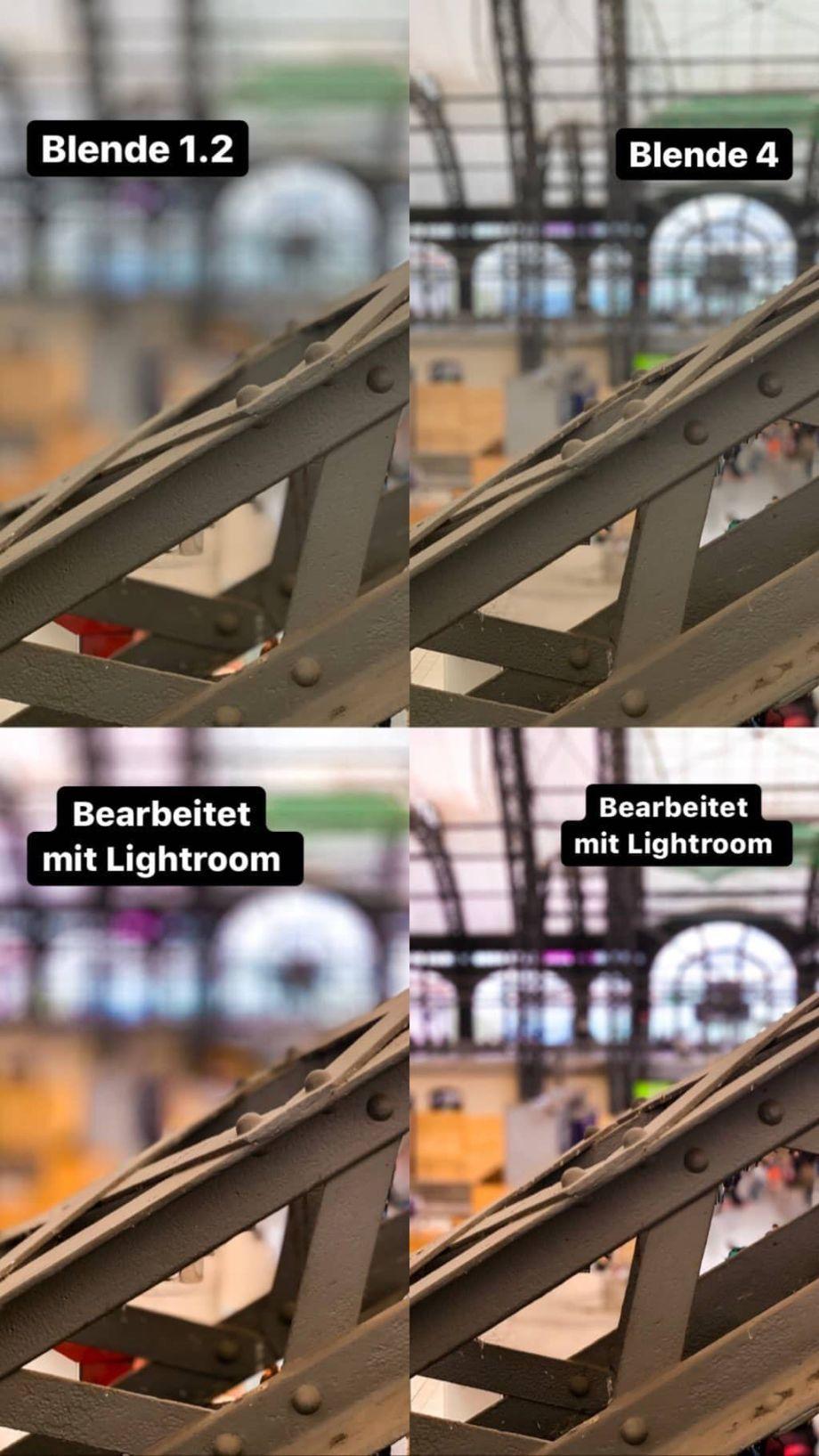 Fotografie: Smartphone Fotografie #2 - Vorher/Nachher - Blende und Lightroom App und Fotokurse in Leipzig!
