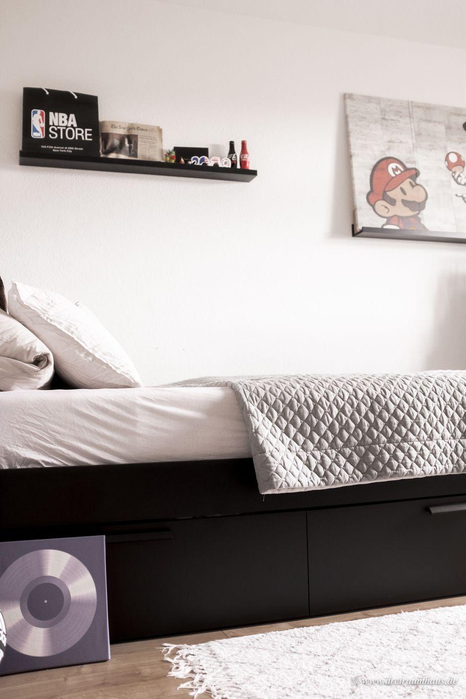 Dekosamstag: Wie richte ich das Zimmer eines Teenagers ein… oder richte ich es überhaupt ein?