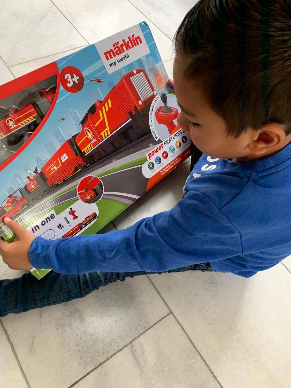 Wie geht Freundschaft und Geschenkideen für Kinder mit Märklin my world Spielzeugeisenbahn!