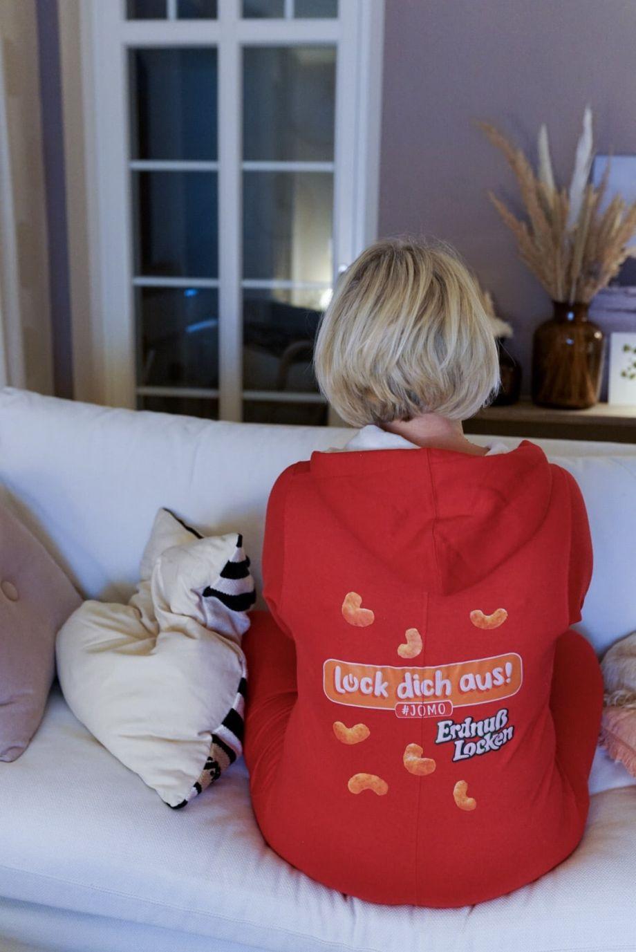 Ein Liebesbrief an alle Couchpotatoes! #JOMO oder auch The Joy of Missing Out! Ein Gewinnspiel mit Lorenz ErdnußLocken.