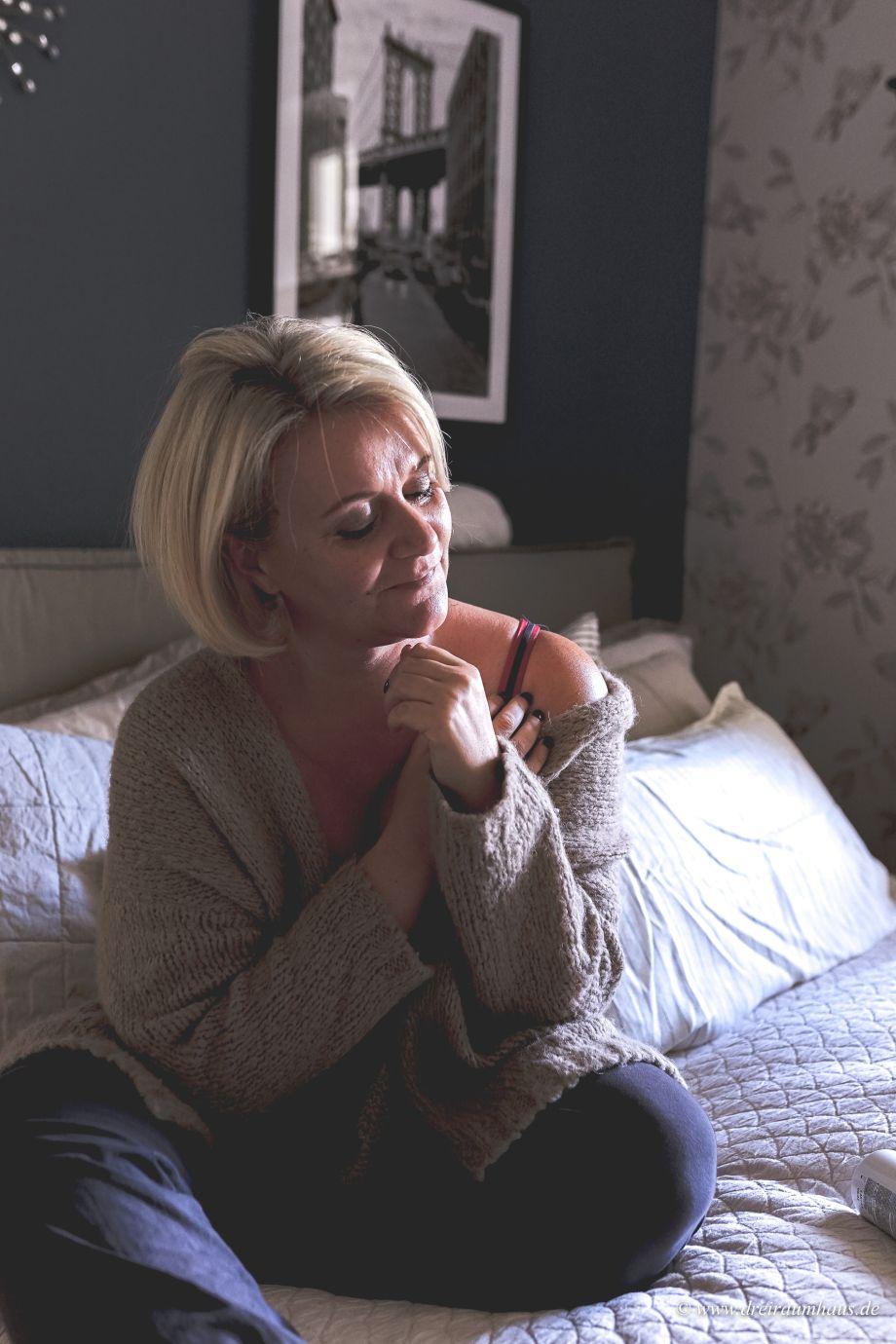 Wie gut schläfst du mit AllergoProtect® von Centa-Star? Wieviel Auswirkung haben die richtigen Bettwaren bei einer Hausstauballergie?