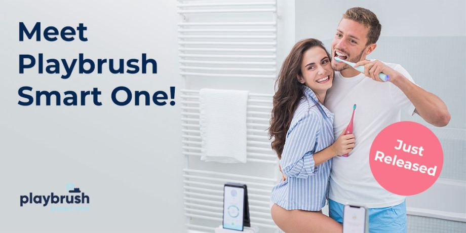 Geschenkideen: Playbrush Smart One - so geht Zähne putzen!