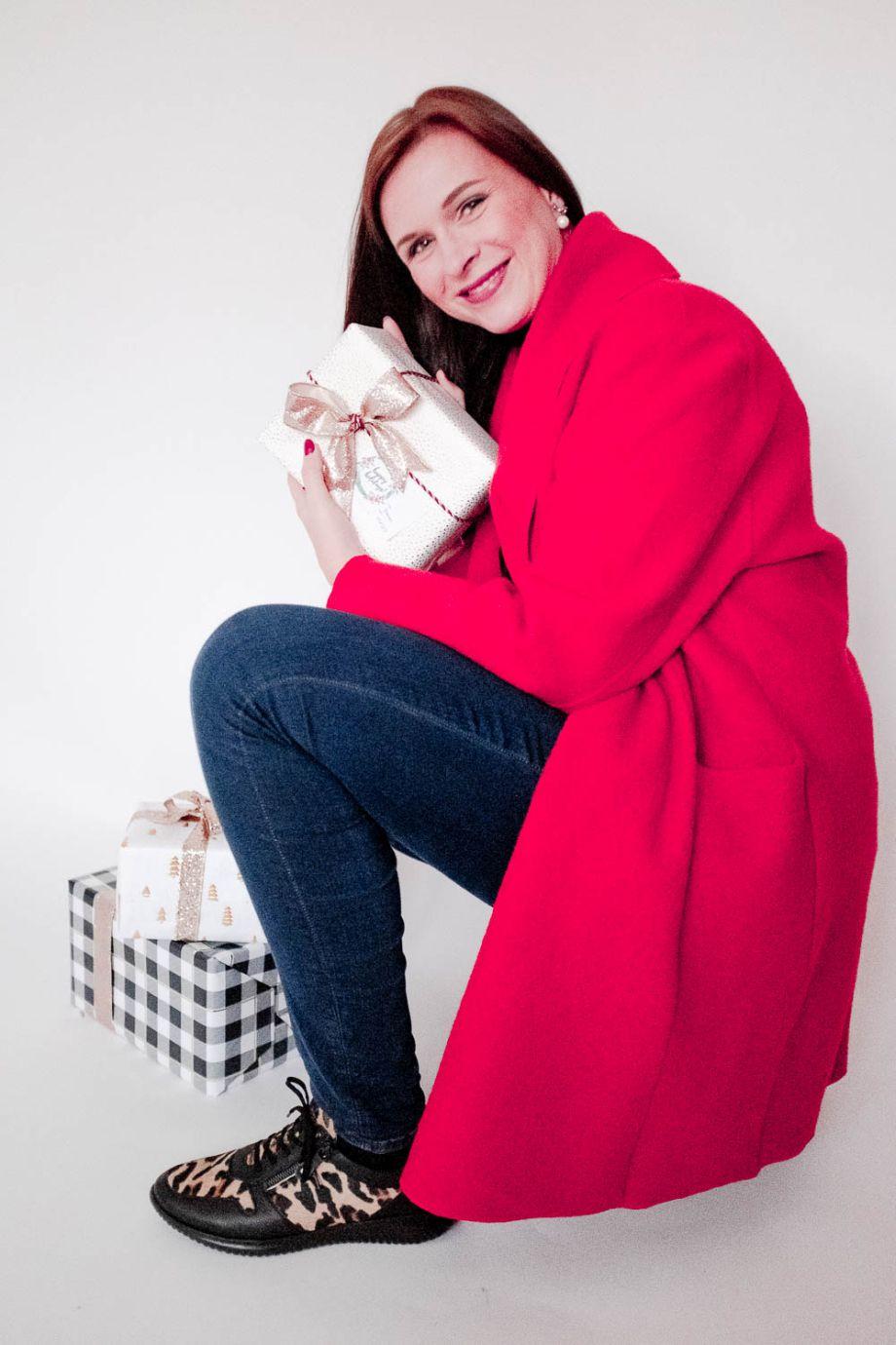 weihnachtsspecial mit Hartjes Schuhe