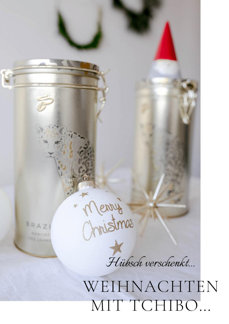 Hübsch verschenkt und warum ich Weihnachten wieder genießen kann...