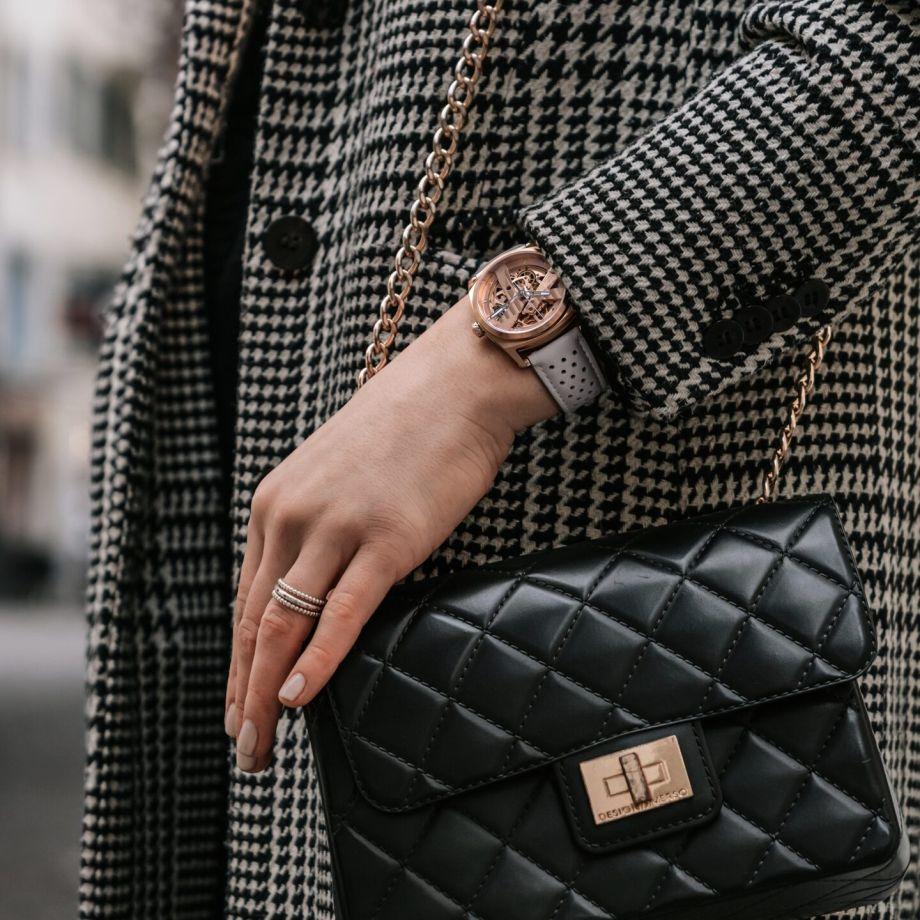 Projekt DAY41 – Die Armbanduhr für Frauen von Frauen