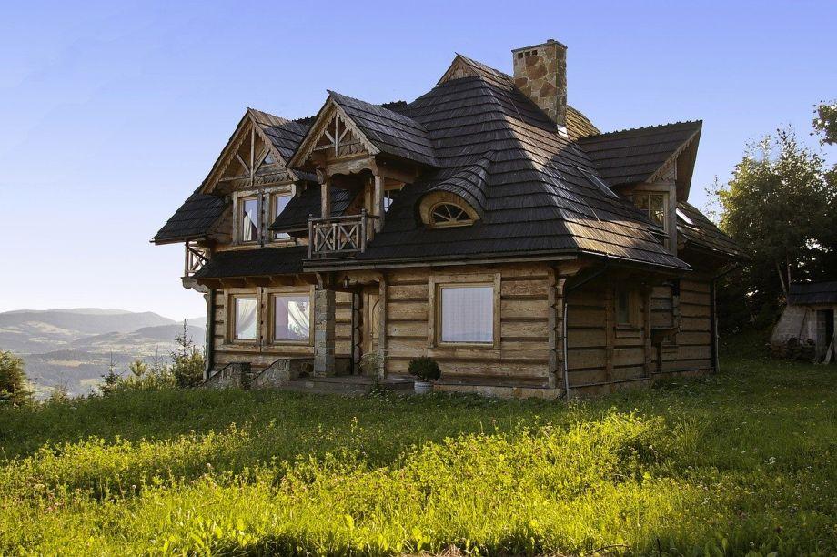 Die Vorteile von einem Leben im Holzhaus
