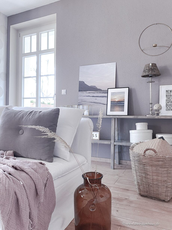Dekosamstag: Sofaglück mit IKEA Söderhamn! Wie gut ist das IKEA Söderhamn Sofa und lohnt sich der Kauf? Ein Erfahrungsbericht!