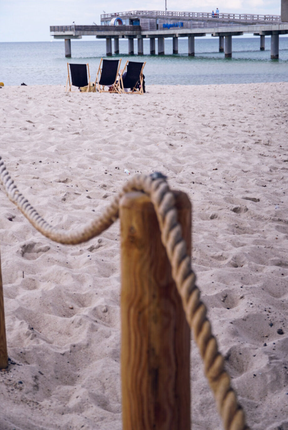 48 Stunden Heiligenhafen... Bretterbude und Beach Motel!