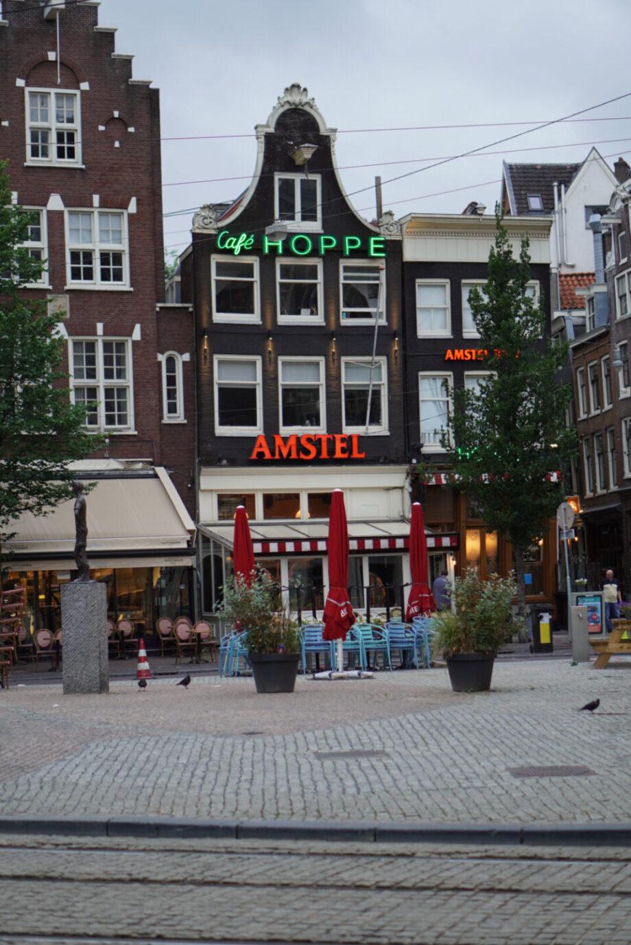 "AMSTERDAM in 2 Tagen - ""FOOD""!"