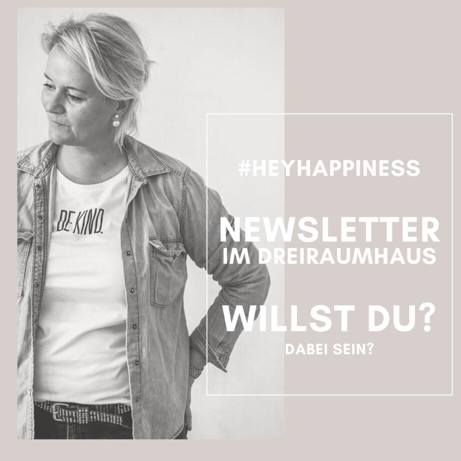 Hey Happiness Newsletter