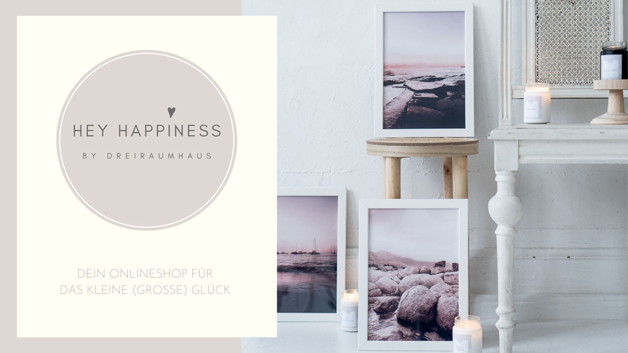 Shop Hey-Happiness.de