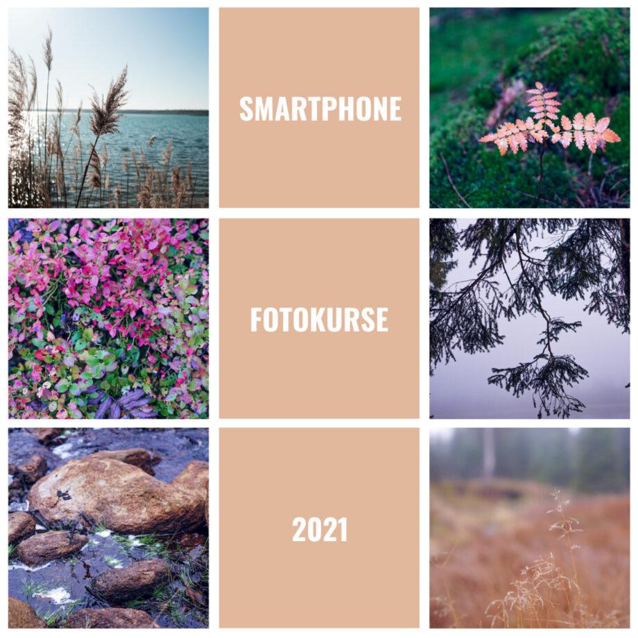 Smartphone Fotokurs Termine 2021