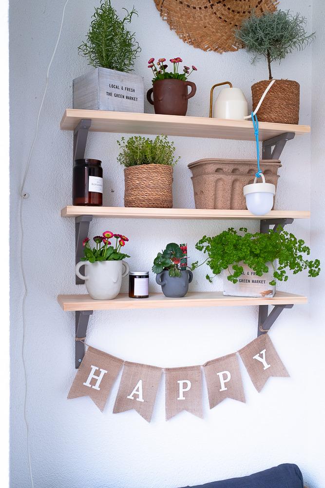 Dekosamstag: Meine Tipps für einen Knaller Mini Balkon!