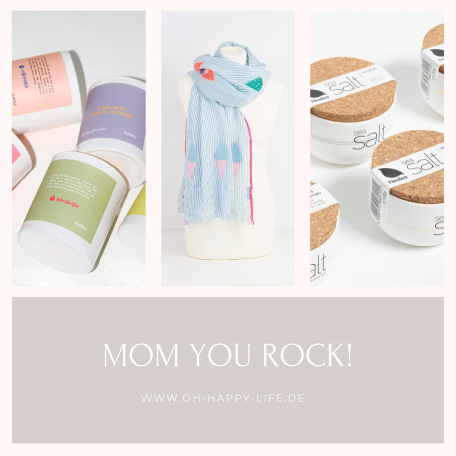 MOM YOU ROCK – GESCHENKIDEEN!