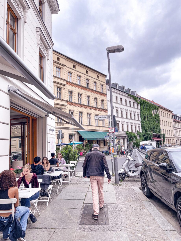 KOFFERGESCHICHTEN #15 - BERLIN MITTE GEHÖRT AB SOFORT MEIN HERZ!