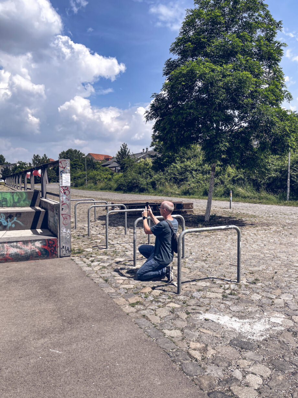 Fototour Leipzig Smartphone Fotokurs
